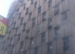 """""""الصحة"""": ارتفاع عدد المصابين لـ20 شخصا في حادث حريق """"تأمينات الألفي"""""""