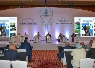 """""""الري"""": زيادة نسبة إعادة تدوير المياه لـ40% قريبا لمواجهة التحديات"""