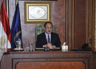 مدير أمن بور سعيد 258 من حجاج القرعة ويلتقط الصور التذكارية معهم