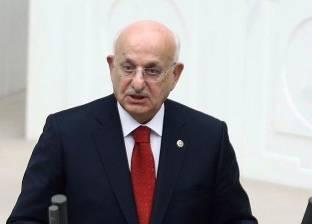 رئيس البرلمان التركي يلتقي نظيره السعودي في جنيف