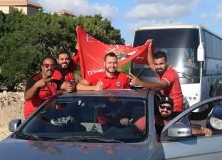 """لمشجعي الأهلي.. 6 طرق من القاهرة والمحافظات للوصول إلى """"برج العرب"""""""