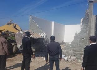 محافظة الدقهلية: إزالة 3509 حالات تعد على أراضي الدولة