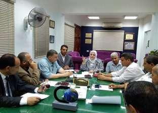 """وكيل """"تعليم كفر الشيخ"""" توجه وكلاء الإدارات التعليمية الجدد"""