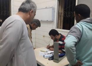 رئيس مدينة أشمون بعد تفقده المستشفى العام بزي فلاحي: مشادة كشفت هويتي