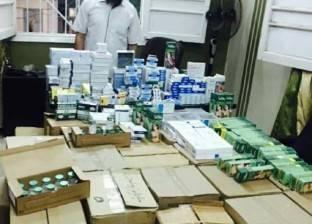ضبط مدير شركة مستلزمات طبية بتهمة الإتجار في العقاقير المخدرة