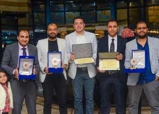 «الوطن» تتسلم جوائز «التفوق الصحفي» في حفل النقابة