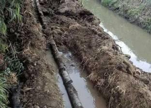 مصدر: أزمة انقطاع المياه في بورسعيد سببها كسر ماسورة