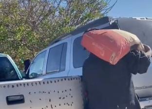فيديو مرعب.. رأى شبح شقيقه يتجول حول المنزل بعد وفاته منتحرا