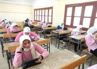 """""""تعليم الوادي الجديد"""": 91% نسبة أداء امتحان اللغة الفرنسية بالتابلت"""