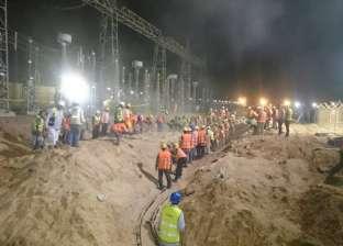 """""""كهرباء الغربية"""": السبت قطع التيار عن مناطق سكنية بالمحلة لإجراء صيانة"""