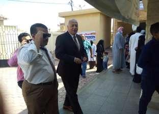 بجهود المواطنين.. افتتاح عيادة العلاج الطبيعي في برج العرب