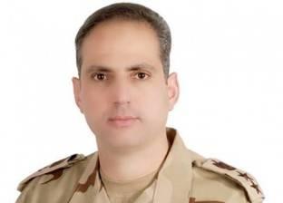 عاجل| بالصور| المتحدث العسكري: ضبط 60 ألف قرص ترامادول داخل سيارتين