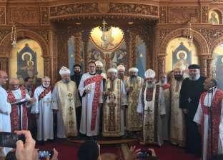 الكنيسة: 4 أساقفة يشتركون في سيامة كاهن جديد بإيبارشية لوس أنچلوس