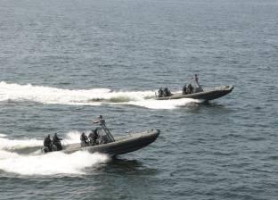 القوات البحرية تنجح في إحباط محاولة تهريب 8 أطنان من الحشيش المخدر