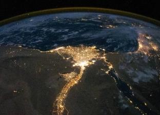 السفارة الأمريكية تنشر صورة مذهلة لدلتا ونهر النيل.. وتعلق: زهرة لامعة