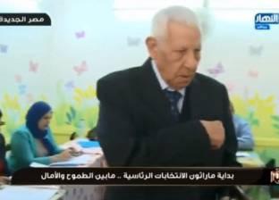 """مكرم: """"النظام الإيراني خايب.. بيدعم حماس وحزب الله وسايب الناس جعانين"""""""
