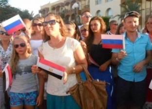 """""""غنيم"""" يطالب بإدراج السياحة الثقافية ضمن الحملة الترويجية لروسيا"""
