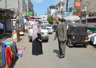 رئيس مدينة مطوبس بكفر الشيخ: بدء رصف شارع بورسعيد
