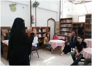 """أمسية شعرية و""""نساء في القرآن"""" بـ""""ثقافة كفر الشيخ"""""""