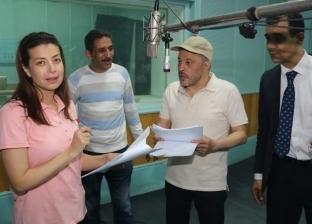 """عمرو عبدالجليل ومنال سلامة يقدمان """"إنسان"""" على """"صوت العرب"""" في رمضان"""