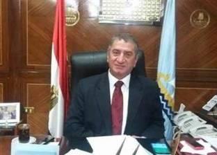 شفيق جرجس مديرا عاما لفرع الهيئة العامة للتأمين الصحي بكفر الشيخ