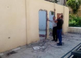 محافظ الإسكندرية ينفي ما جرى تداوله بشأن استخراج آثار من فيلا بحي شرق