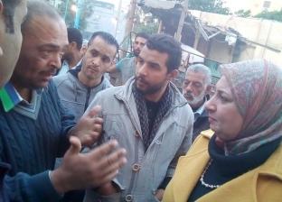 حي الجمرك يُقنن أوضاع حلقة السمك بالأنفوشي في الإسكندرية