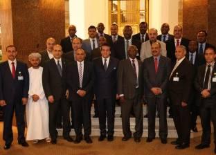 افتتاح الدورة الـ39 لاتحاد مجالس البحث العلمي العربية بمشاركة 15 دولة