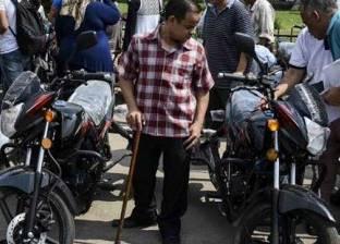 """""""المرور"""": ضبط 476 دراجة نارية مخالفة خلال 24 ساعة"""