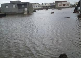 المحافظات الساحلية تزيل آثار نوة «الغطاس».. وتبدأ حصر الخسائر
