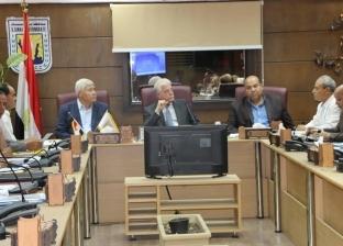 محافظ جنوب سيناء يترأس الاجتماع الأسبوعي لمتابعة الخطة الاستثمارية