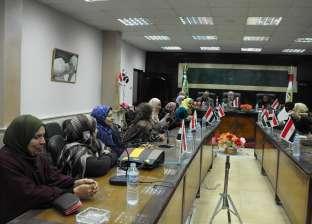 """""""الزفزافي"""": مناقشة إعادة تشكيل لجنة حماية الطفل بأشمون"""