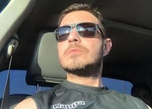أحمد زاهر ينشر فيديو جديد من الجيم
