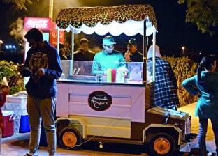 """سحر نصر: الحكومة أوشكت على إنهاء لائحة قانون """"عربات الأكل"""""""