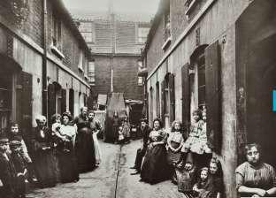 بالصور| تحدي الـ100 عام.. أحياء الأثرياء في لندن كانت عشوائيات للفقراء