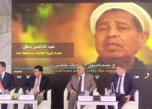 """رئيس """"القابضة للمياه"""": إطلاق حملات لتوعية المواطنين بترشيد الاستهلاك"""