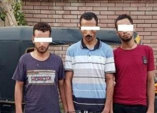 """""""أمن الأسكندرية"""" يضبط 3 عمال سرقوا 95 ألف جنيه من خزينة إحدى الشركات"""
