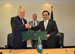 """""""العربية للتنمية الإدارية"""" توقع اتفاقية تعاون مع """"الجامعات العربية"""""""
