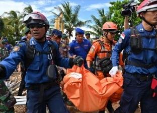 كلاب بوليسية للبحث عن ضحايا «تسونامى إندونيسيا»