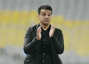 """هل تتكرر مع المصري؟ إيهاب جلال خارج المقاصة أمام الأهلي """"يخسر فقط"""""""