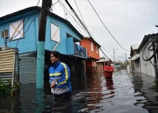 """فيضانات في عدد من أحياء """"هافانا"""" بعد رياح عاتية"""