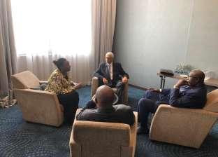 نائب وزير الخارجية يشارك باجتماع الدول المساهمة بقوات في بعثة أميصوم