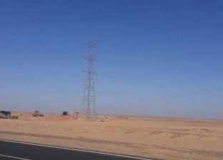 إعادة الكهرباء لمدينة أبو سمبل لطبيعتها عقب إصلاح أبراج الضغط العالي