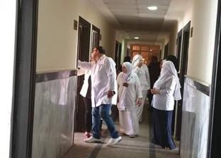 نائبة برلمانية توجه بإتمام أعمال صيانة المستشفى التخصصي في دمياط