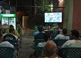 114 شاشة لعرض مباريات المنتخب في كأس العالم بالمنوفية