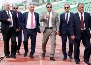نائب بورسعيد: وزير الرياضة وعد بدعم النادي المصري ماديا