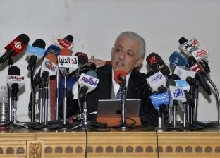 وزير التعليم: النظام الجديد لن يسمح بوجود كتب خارجية تضرب مناهج الدولة