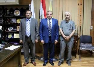 فوز مشروع عن تحسين جودة المياه كأفضل بحث علمي على مستوى جامعات مصر