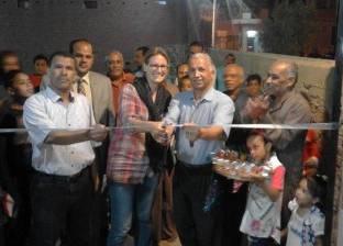 افتتاح محطة تنقية مياه الشرب في قرية أسمنت بالوادي الجديد