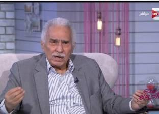 """عبد الرحمن أبو زهرة: اكتشفت أحمد زكي وقلت له """"يا ولا هتبقى نجم"""""""